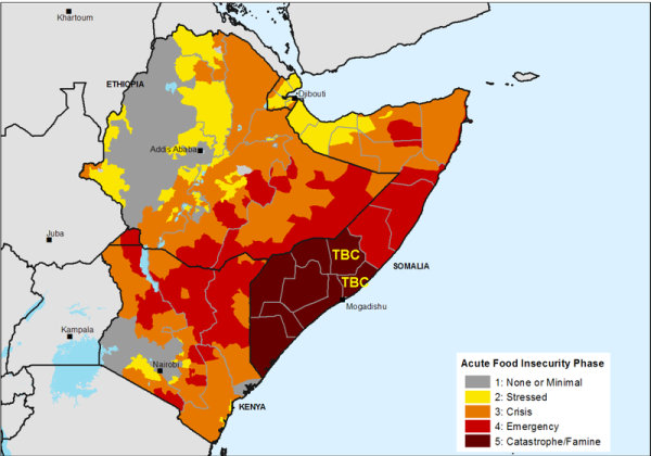 IPCC Models Completely Botch East Africa Rainfall Projections