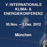 Germany Holding Its 5th (Skeptic) Climate And Energy Conference In Munich On November 30 and December 1