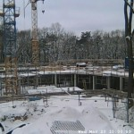 Construction Of Warming-Obsessed PIK's New €17-Million Facility Gets Shut Down...By Frost, Cold, And Snow!