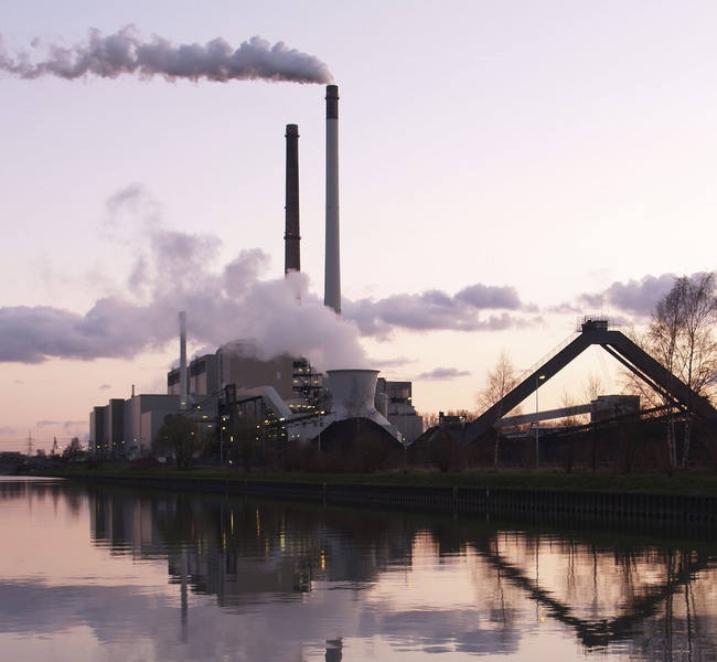 Coal Power plant datteln_