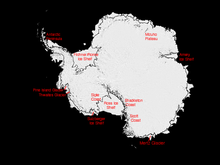 Antarctica_NOAA public domain