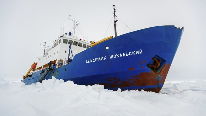 Akademik Shokalskiy Australasian Antarctic Expedition Footloose Fotography