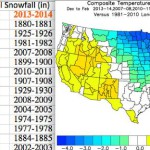 Bastardi: Detroit Sets All-Time Record Snowy Winter! … 5 Of The Snowiest Winters Occurred In Last 11 Years!