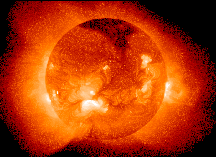 Sun_in_X-Ray NASA