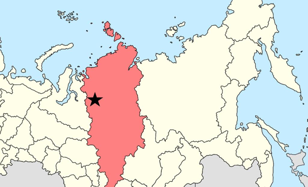 Igarka Siberia