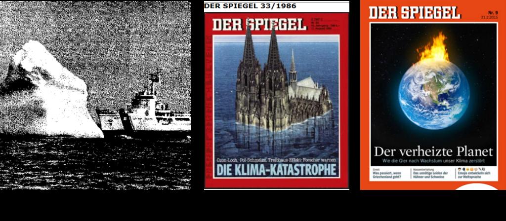 Spiegel disaster hopping