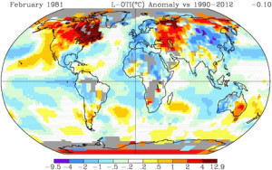 PDO High AMO low