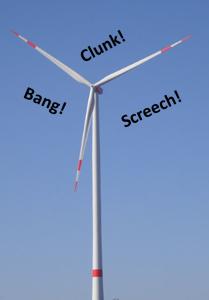 Wind Turbine kaputt