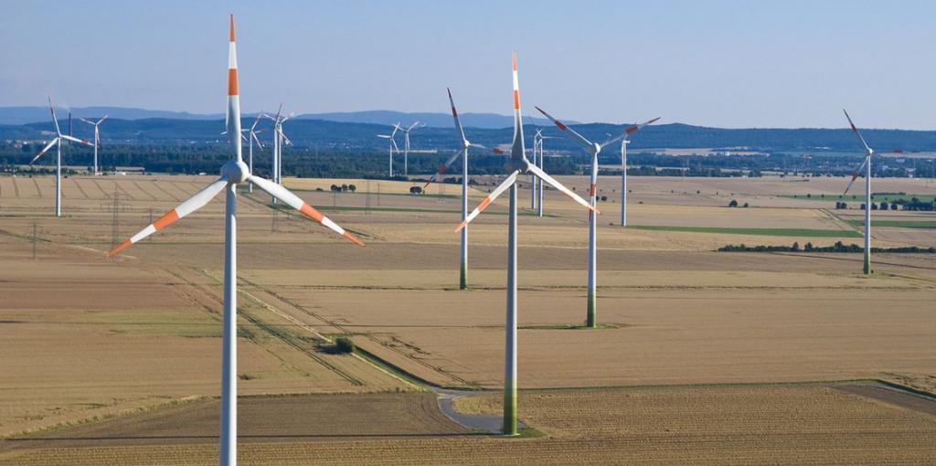 Windpark Niedersachsen