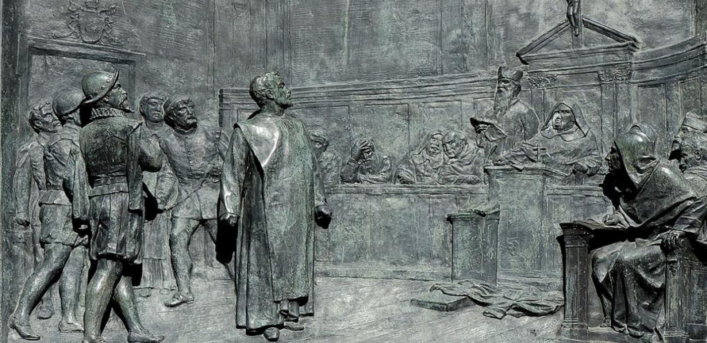 Inquisition - public domain