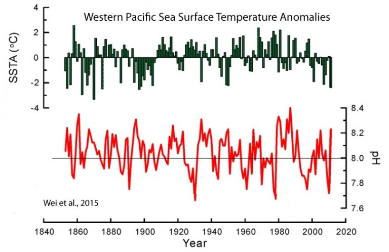 3 More New Papers Expose The Folly Of 'Ocean Acidification