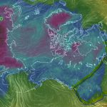 Widespread Siberian Cold, Area As Big As Half The USA Now Under 40° Below