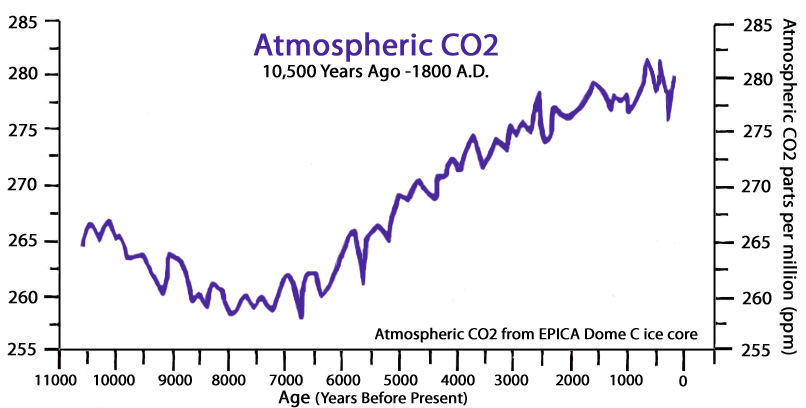 the concentration of co2 in the The concentration of oxygen in air is about 500 times higher than co2, but oxygen is about 50 times less soluble for both gases the concentration is lower at higher temperatures as the temperature increase the availability of co2 decreases faster than that of oxygen.