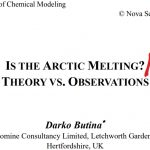 Scientists Affirm: 'No, The Arctic Is Not Melting' ... 'Nothing Has Changed Since 1900'