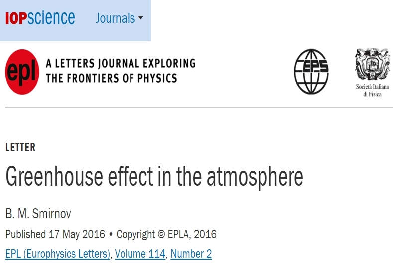 an analysis of the effects of greenhouse gases on the atmosphere Scientists know that greenhouse gases in the atmosphere cause the earth to  warm but measuring exactly how much heat they trap is harder.
