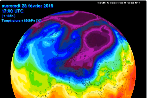 Numerous Records Set As Ferocious Cold And Snow Batter Northern Hemisphere