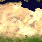 700,000 Square Kilometers Of Added Green Vegetation, Climate Change Shrinks Sahara Desert By Whopping 8%!