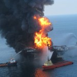 Thanks to brave men (and nature), there is little trace of the Deepwater Horizon tragedy today. Thanks to the workers and risked life and limb in doing their jobs honourably. They will not be forgtten.