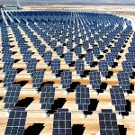 Solar panels in Texas. (Photo: US government)