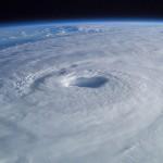 Hurricane hype blows back against the warmists. (NASA photo)