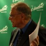 "Don Easterbrook calls PIK scenarion ""nonsense!"" (Photo: nofrakking consensus)"