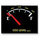 Atmospheric CO2 Concentrations At 400 PPM Are Still Dangerously Low For Life On Earth