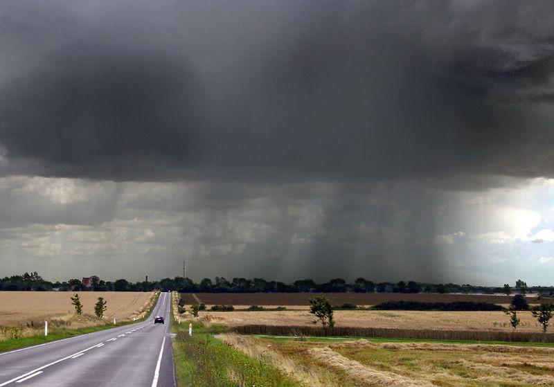 Rain in denmark