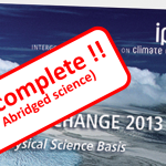 Gross Scientific Negligence - IPCC Ignored Huge Body Of Peer-Reviewed Literature Showing Sun's Clear Impact