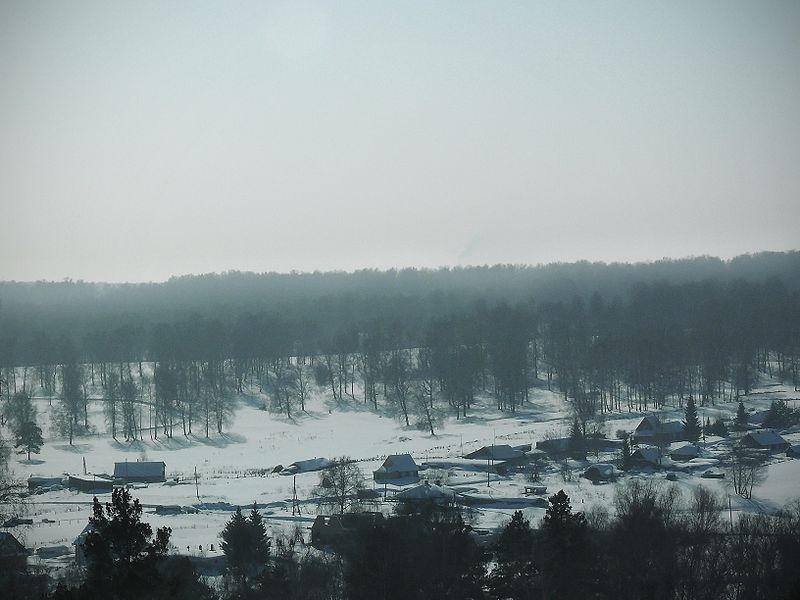 Cars in Siberia