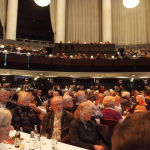 """Vahrenholt Tells German Audience Of 1200: """"Manmade Climate Catastrophe No Longer The Issue"""""""
