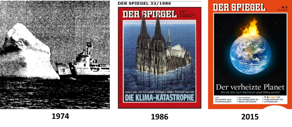 Spiegel disaster hopping