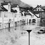 Central Germany's Devastating Freak Flood of 1965...Back When CO2 Was Only 320 ppm.