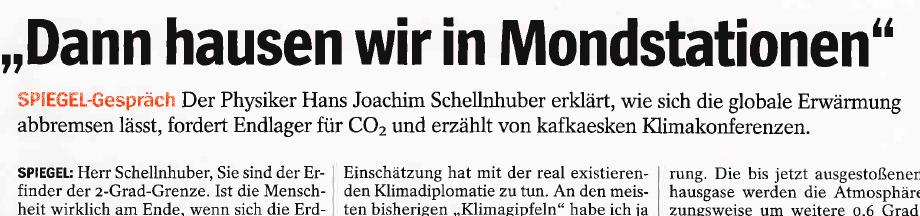 Spiegel 31 Oct 2015