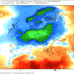 Snow Now A Thing Of Late April. Cold Blast With Possible Snow Set To Grip Central Europe!