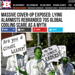 "Breitbart London: ""Full Extent Of Skullduggery"" By ""Cabal Of Lying Climate Alarmists"" Has Been Uncovered""!"