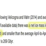 The Rapid Deceleration Of Greenland Ice Sheet Mass Loss In Recent Years Not Reported In 'Arctic Report Card'