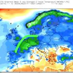 Meteorologists Warn Of Possible Arctic Blast For Europe. Also: Threat Of Green Energy Refugees!