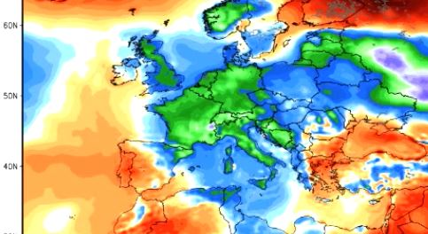 weather europe map forecast 10 days Europe Cold Only A Preview: Meteorologist Bastardi Warns Of