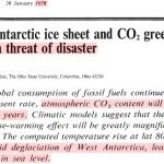 Flashback 1978: Scientist Predicts 10°C Warming, 5 Meter Sea Level Rise, 660 ppm CO2...By 2028!