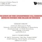 3 Chemists Conclude CO2 Greenhouse Effect Is 'Unreal', Violates Laws Of Physics, Thermodynamics