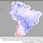 "Amazonian Cold Snap Grips South America...Veteran Meteorologist Calls It ""Spectacular"""