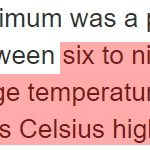 10,000 To 5,000 Years Ago, Global Sea Levels Were 3 Meters Higher, Temperatures 4-6° C Warmer
