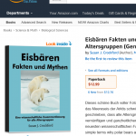 Polar Bear Expert's Book Goes Global As Demand Grows For Science De-Indoctrination