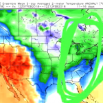 40-Year Meteorologist Rejects Warming The Cause Of Brutal Cold Snaps! And: La Nina Conditions Over Entire 2018