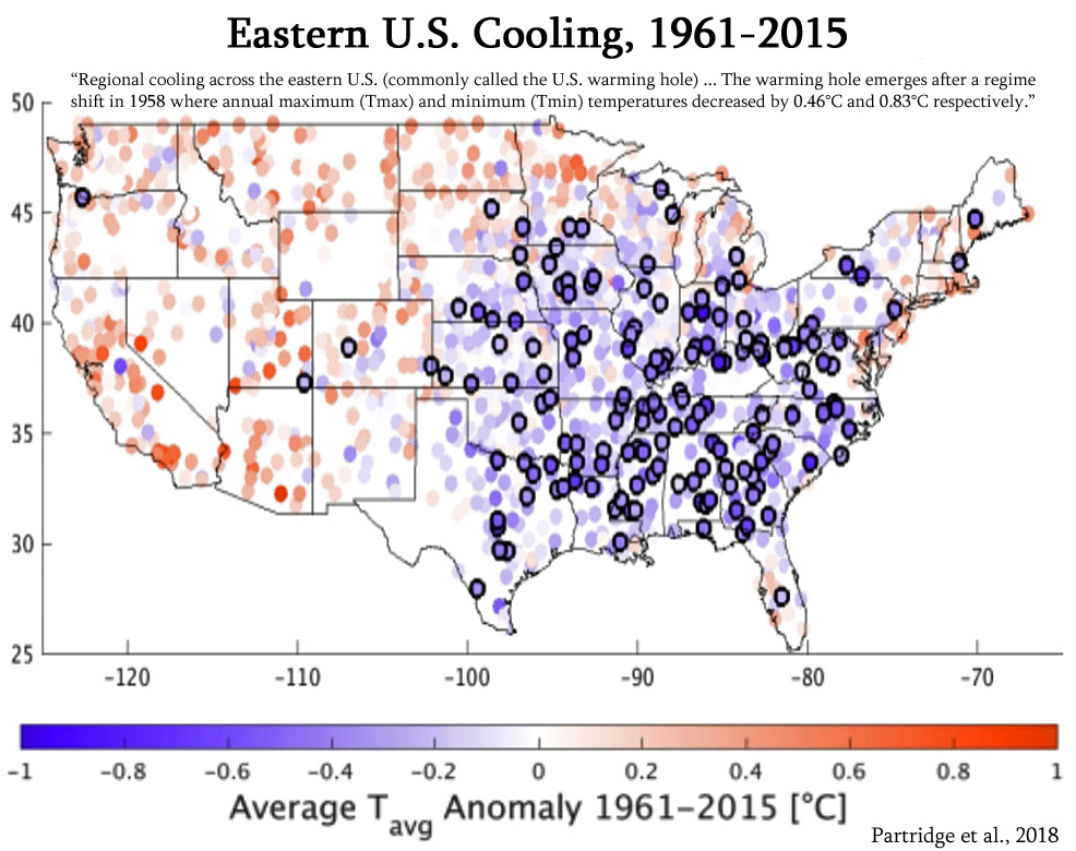 New Paper: 1,407 Contiguous U.S. Temperature Stations Reveal NO ...