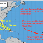"Get Ready For Insane Climate Ambulance Chasing Headlines: Global Warming Causing ""Unprecedented Hurricane"" Florence!"