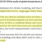 Reliable? CRU, NASA, BEST, NOAA Land Temp Data Conflict By Up To 90% (0.8°C), Spawning 'Large Uncertainty'