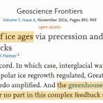 CO2's Influence Was 0.006 W/m² Per Decade During The Last Deglaciation. And This Melted Ice Sheets How?