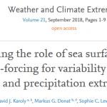 "New Paper Finds Oceans Are Source Of ""Natural Variability"", Drive ""Temperature Extreme Indices"""