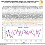 The Region From 50-70°S Has Cooled Since The 1980s As North Atlantic SSTs Have Cooled 1°C Since 2004